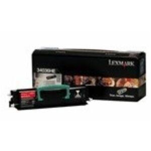 Lexmark 34036HE Sort Lasertoner Original
