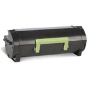 Lexmark 60F2H0E Black Lasertoner Original