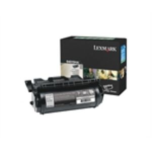 Lexmark 64016HE Sort Lasertoner Original
