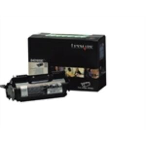Lexmark 64016SE Sort Lasertoner Original