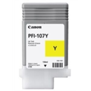 Canon PFI-107Y Yellow Original