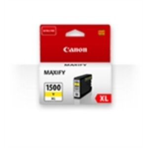 Canon PGI-1500 XL Yellow Original