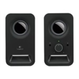 Logitech Z150 Speakers, 2.0 System Sort