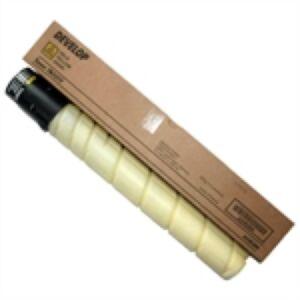 Develop TN-321Y Yellow Lasertoner Original