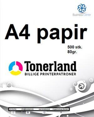 A4 Home & Office Matt Paper, 80g 500 stk