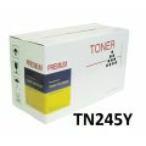 Brother TN245Y Gul Lasertoner kompatibel