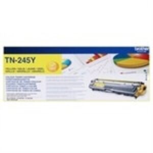 Brother TN245Y Gul Toner Original