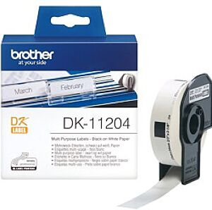 Brother DK-11204 Multilabel 17x54 mm