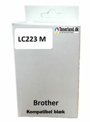 Brother LC223M Magenta Kompatibel