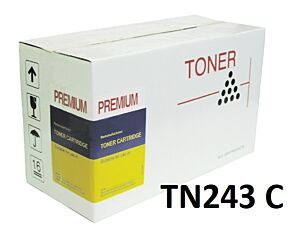 Brother TN243C Cyan Toner Kompatibel