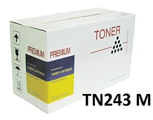 Brother TN243M Magneta Toner Kompatibel