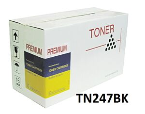 Brother TN247BK Sort Toner Kompatibel