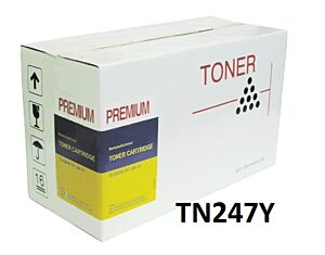 Brother TN247Y Yellow Toner Kompatibel