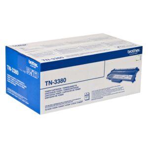 Brother TN3380 Sort Toner Original