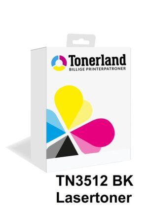 TN3512 sort toner Kompatibel