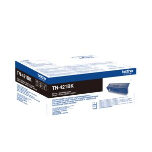 Brother TN421BK Sort Toner Original