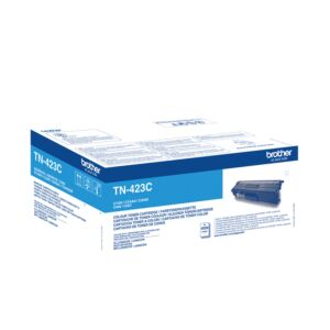 Brother TN423C Cyan Toner Original