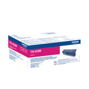 Brother TN423M Magenta Toner Original