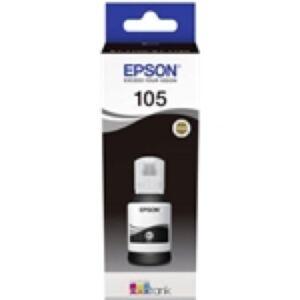 Epson 105 EcoTank Sort blæk Original