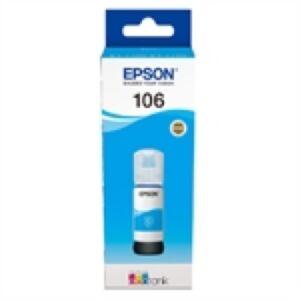 Epson 106 EcoTank Cyan blæk Original