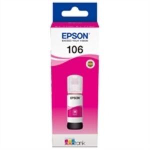 Epson 106 EcoTank Magenta blæk Original