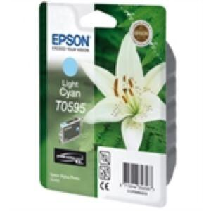 Epson T059540 Light Cyan Printerpatron Original