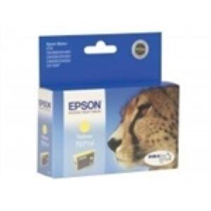 Epson T0714 Yellow Printerpatron Original