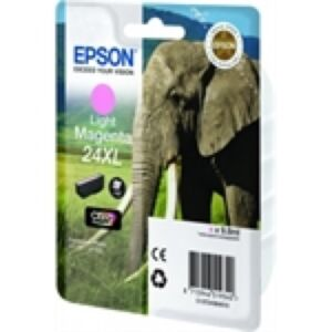 Epson No.24XL Light Magenta Printerpatron Original