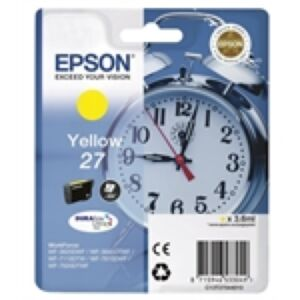 Epson No.27 Yellow Printerpatron Original