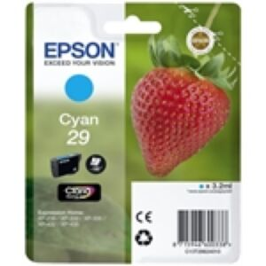 Epson 29 Cyan Printerpatron No.29 Original