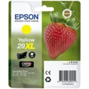 Epson 29XL Yellow Printerpatron Original