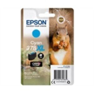 Epson 378XL Cyan Printerpatron Original