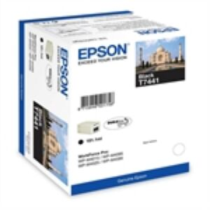 Epson T7431 Sort blæk Original