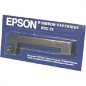 Epson ERC-22 Black Ribbon Original