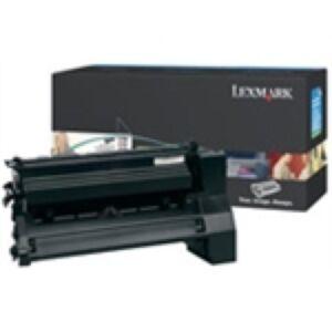 Lexmark C780A2KG Sort Lasertoner Original