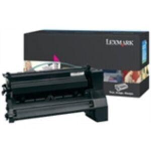 Lexmark C780A2MG Magenta Lasertoner Original