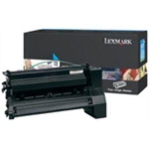 Lexmark C782X2CG Cyan Lasertoner HC+ Original