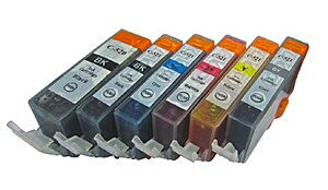 PGI-520BK Sort printerpatron Kompatibel