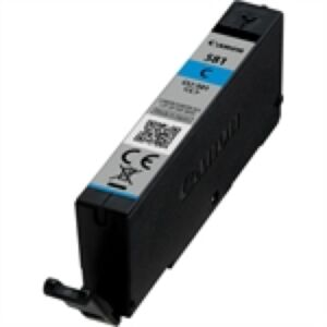 Canon CLI-581C Cyan Printerpatron Original