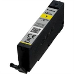Canon CLI-581XXLY Yellow Printerpatron Original