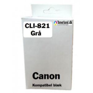 Canon CLI 821 Gray kompatibel