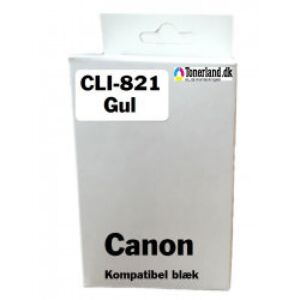 Canon CLI 821 Yellow kompatibel
