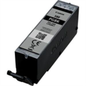 Canon PGI-580PGBK Sort Printerpatron Original