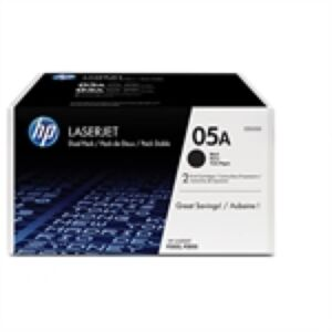 HP 05A - CE505D Sort lasertoner Original