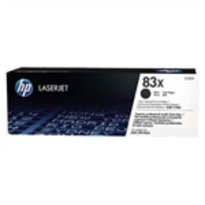 HP 83X/283X Sort toner Original