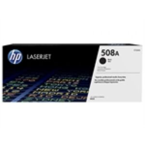 HP 508A / CF360A Sort toner Original