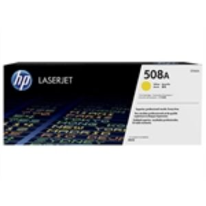 HP 508A / CF362A Yellow toner Original