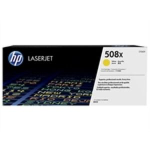 HP 508X / CF362X Yellow toner Original