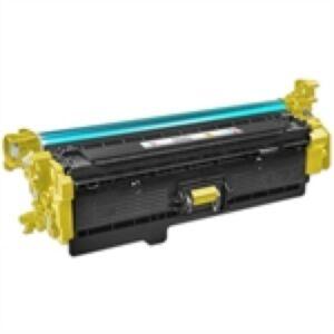 HP 201A CF402A Yellow toner Original
