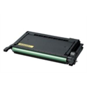 Samsung CLP-Y600A/ELS Yellow Lasertoner Original